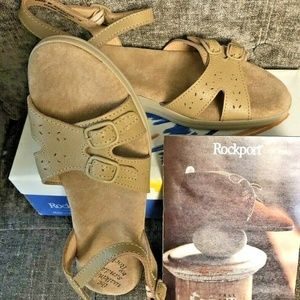 NIB Rockport  Women's  Walking Sandals Bermuda 9.5